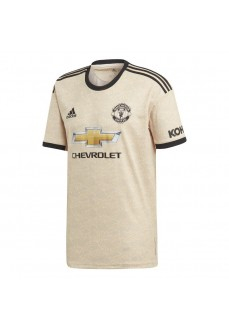 Camiseta Hombre Adidas 2ª Manchester United 2019/2020 Beige ED7388 | scorer.es