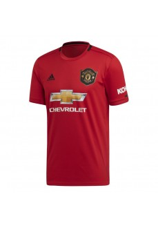 Camiseta Hombre Adidas 1ª Manchester United 2019/2020 Roja ED7386 | scorer.es