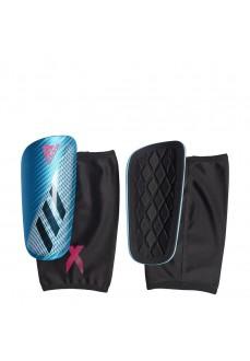 Espinillera Adidas Espinilleras X Pro Azul/Negro DY0074