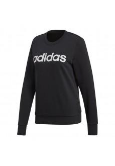Sudadera Mujer Adidas Core Logo Crew Negro DP2363 | scorer.es