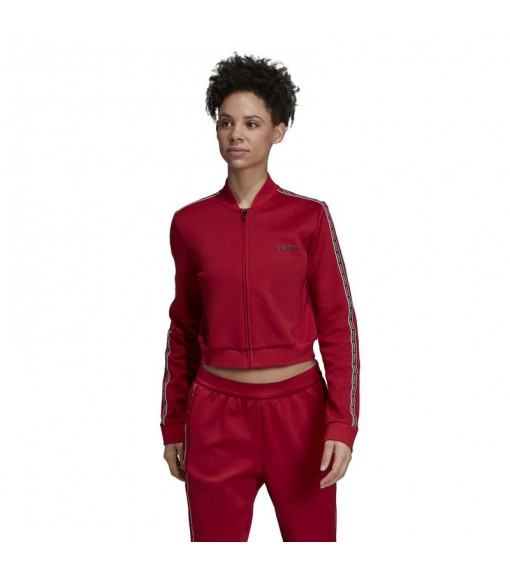 Adidas Women's Sweatshirt Celebrate the 90s Red EJ9670 | Sweatshirt/Jacket | scorer.es