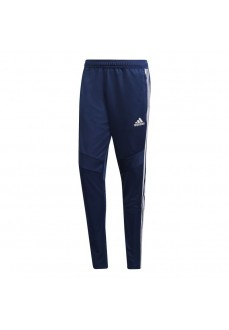 Adidas Men's Trousers Inseam 19 Blue Stripes White DT5174