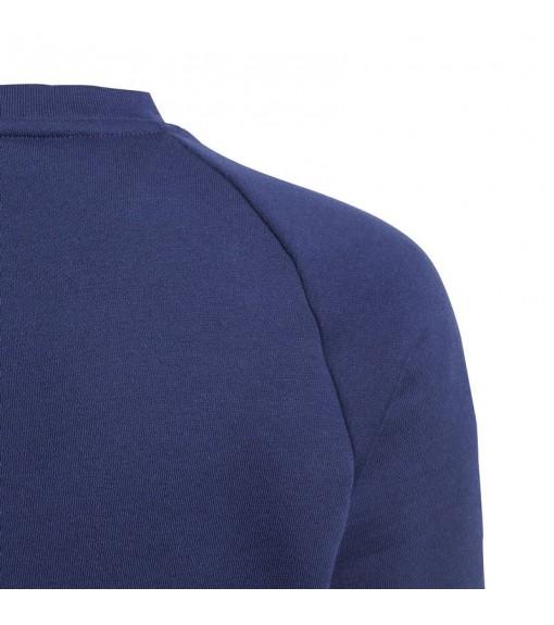 Adidas Kids' Sweatshirt Core 18 Sweatshirt Blue CV3968 | Sweatshirt/Jacket | scorer.es