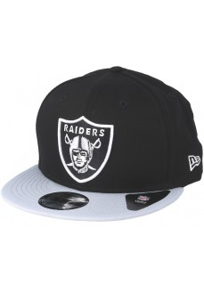 Gorra New Era NFL Oakland Raiders Negro/Gris 10879529