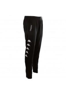 Kappa Men's Trousers Pagino Black 303L660_005 | Long trousers | scorer.es