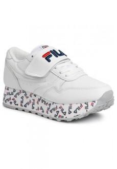 Zapatillas Mujer Fila Contemporary Orbit Blanco 1010772.1FG