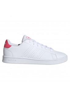 Adidas Kids' Trainers Advantage White EF0211 | Low shoes | scorer.es