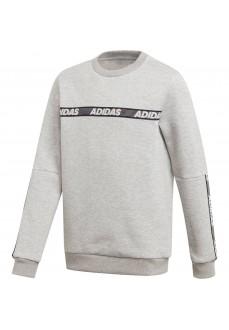 Adidas Kids' Sweatshirt Yb Sid Br Crew Gray FK4821