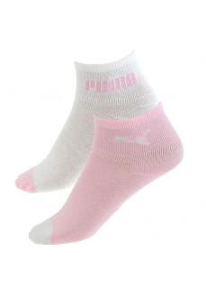 Puma SockBaby Mini Cats White/Pink 205203001-422 | Socks | scorer.es