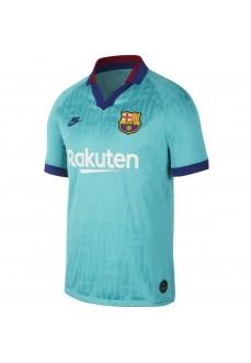 Camiseta Nike 3ª Equipación Barcelona Azul AT0029-310