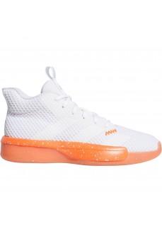 Zapatillas Hombre Adidas Pro Next 2019 Blanco/Naranja EF0475
