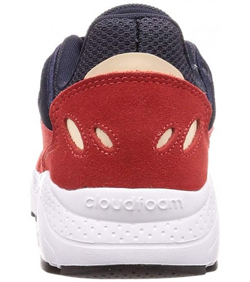 Adidas Men's Trainers Crazychaos Navy Blue/Red EF1051   Low shoes   scorer.es