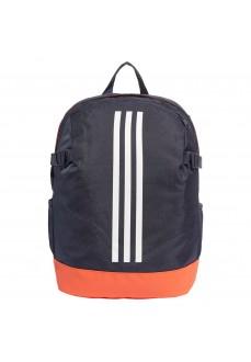 Adidas Bag Bp Powe Iv Navy Blue/Orange DZ9441 | Backpacks | scorer.es