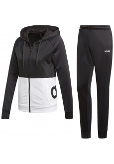 Chandal Mujer Adidas Wts Lin Ft Hood Negro/Blanco DV2425 | scorer.es