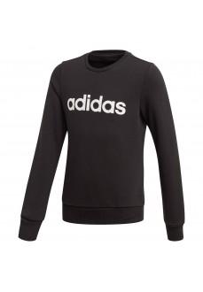 Sudadera Niño/a Adidas Linear Negro EH6157 | scorer.es