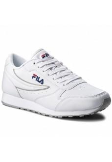 Zapatos Hombre Fila Orbit low Blanca 1010263.1FG D2