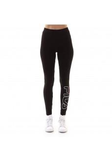 Pantalón Largo Mujer Fila Jogging Negra 687183