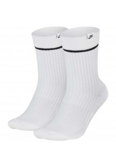 Calcetines Nike Sox Essential Blanco SX7166-100