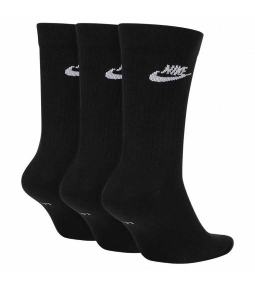 Nike Socks Everyday Essential Black SK0109-010 | Socks | scorer.es