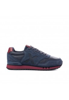 Munich Men's Trainers Dash 41 Navy Blue 4150041