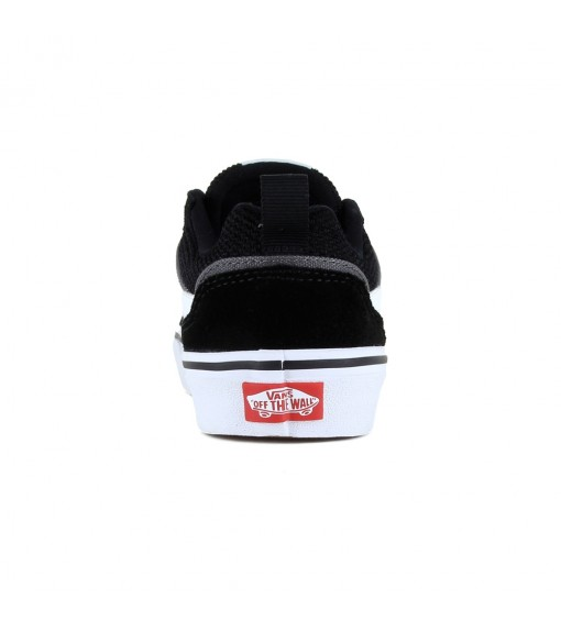 Vans Filmore (Suede/Canvas) Kid´s Shoes Black/Grey VN0A3MVPUG71   Kid's Trainers   scorer.es