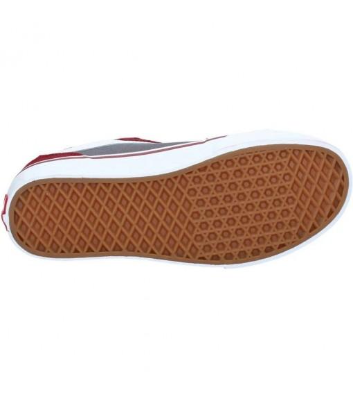 Vans Men's Trainers Filmore (Suede Canvas) Maroon/Grey VN0A3MTJT2M1 | Low shoes | scorer.es