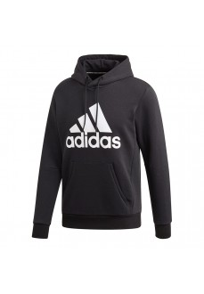 Sudadera Hombre Adidas Must Haves Badge of Sport Negro DT9945