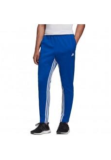 Pantalón Largo Hombre Adidas Must Have 3 Stripe Azul EB5286 | scorer.es