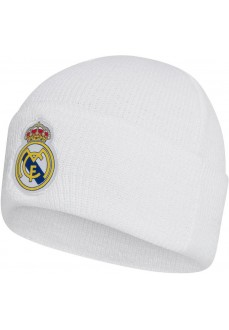 Gorro Adidas Real Madrid Blanco DY7725