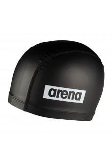 Gorro Natación Arena Poliuretano Light Sensational Negro 0000002382 103