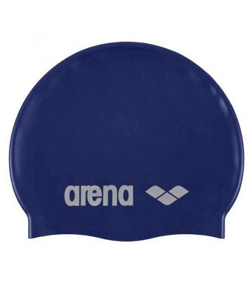 Arena Swim Cap Classic Silicone Navy Blue 0000091662 071 | Swimming caps | scorer.es
