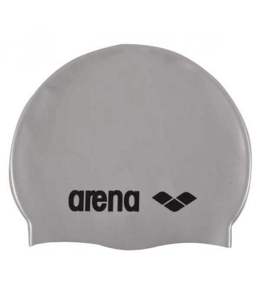Gorro Natación Arena Classic Silicone Gris 0000091662 051   scorer.es