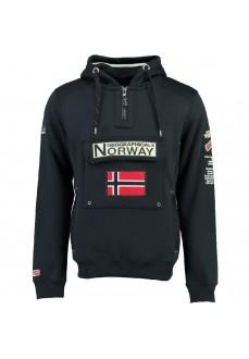 Sudadera Hombre Norway Gymclass Marino WR434H | scorer.es