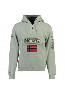 Sudadera Hombre Norway Gymclass Men Gris WR433H