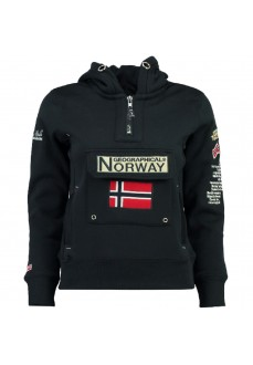 Norway Women's Sweatshirt Gymclass Lady Navy Blue WR866F | Sweatshirt/Jacket | scorer.es
