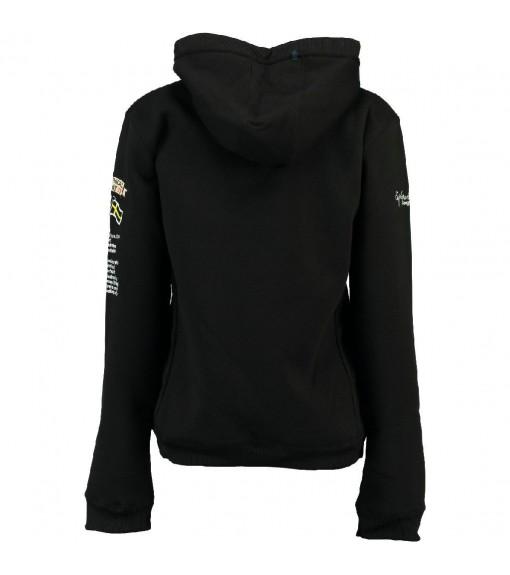 Norway Women's Sweatshirt Gymclass Lady Black WR863F   Sweatshirt/Jacket   scorer.es