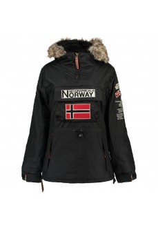Abrigo Mujer Norway Boomerang Negro WR860F
