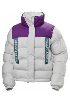 Helly Hansen Women's Jacket P&C Puffer M Purple/White 53305_823 | Jackets/Coats | scorer.es