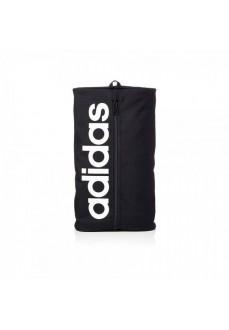 Bolsa Adidas para calzado Linear Core Negro Logo Blanco DT4820 | scorer.es