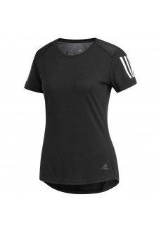Camiseta Mujer Adidas Own the Run Negro DQ2618