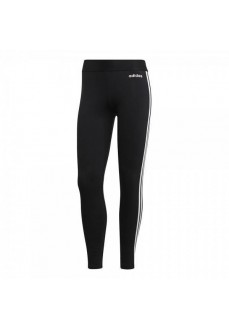 Malla Mujer Adidas Essentials 3 bandas Negro/Blanco DP2389