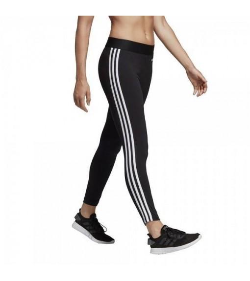 Malla Mujer Adidas Essentials 3 bandas Negro/Blanco DP2389 | scorer.es