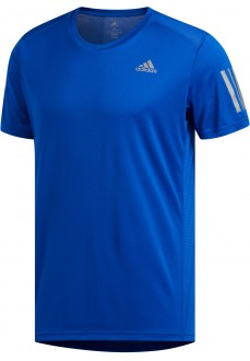 Adidas Men's T-Shirt Own the Run Blue DZ9009
