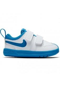 Zapatillas Niño/a Nike Pico 5 Blanco/Azul AR4162-103 | scorer.es