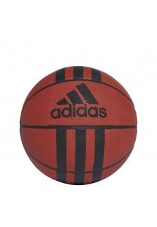 Balón Adidas 3 Stripe D 29.5 Naranja/Negro 218977
