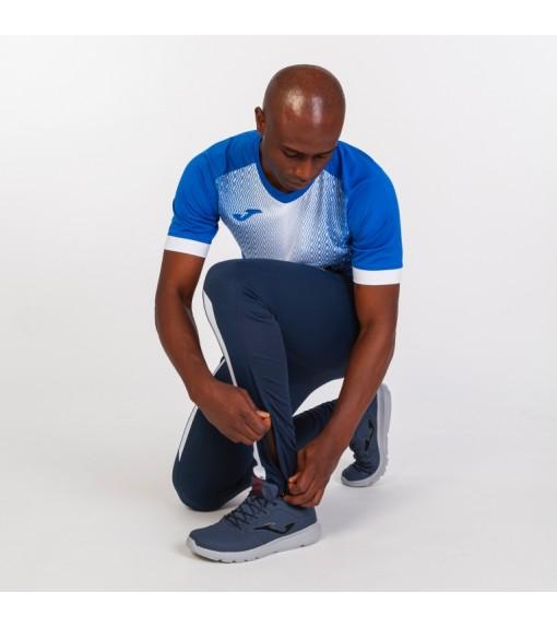 Joma Men's Trousers SuperNova Navy Blue/White 101286.332 | Long trousers | scorer.es