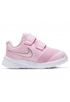 Zapatillas Niña Nike Star Runner 2 (TDV) Rosa AT1803-601 | scorer.es