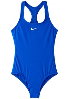 Nike Women's Swimsuit Competition Blue NESS9600-418