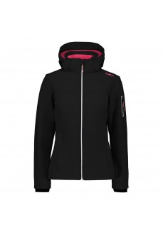 Chaqueta Mujer Campagnolo Zip Hood Negro 39A5006 O0UD