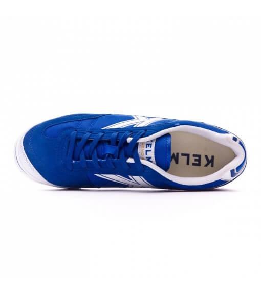 Zapatillas Hombre Kelme Trueno Futbol Sala Azul Royal 55786.703 | scorer.es